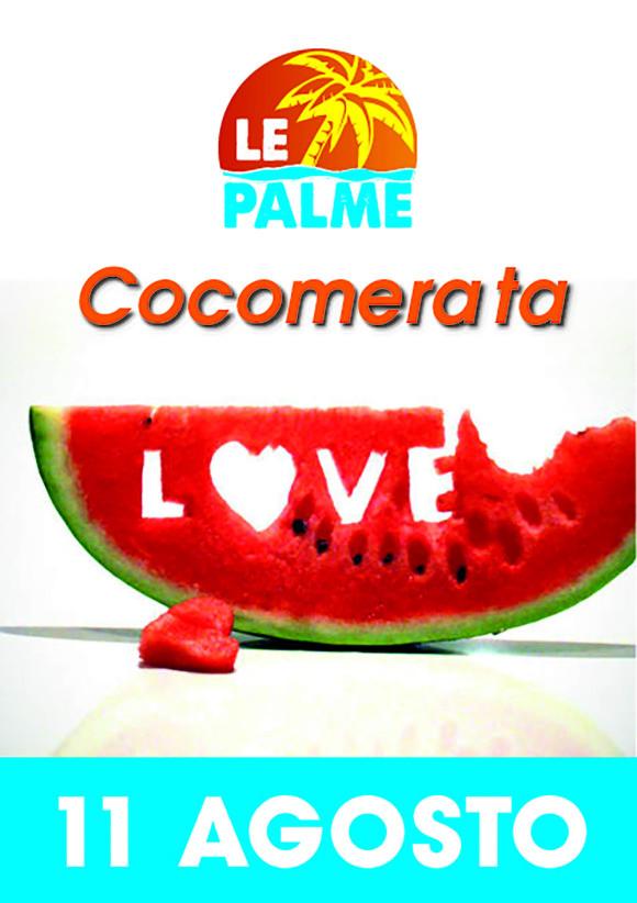 11 Agosto 2015 – Cocomerata