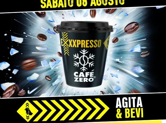 8 Agosto 2015 – Cafè Zero Exxxpresso