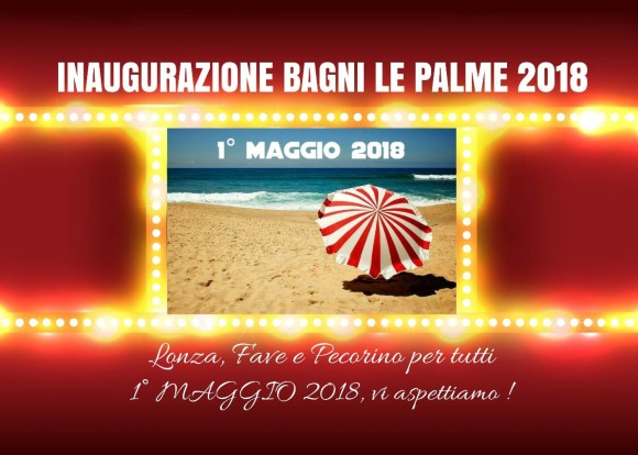 Inaugurazione Estate 2018, Primo Maggio